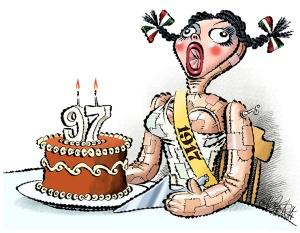 97 Aniversario de la CPEUM