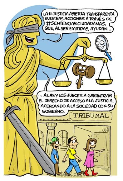 Justicia abierta pag 2